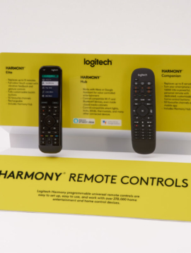 Harmony Remote Display