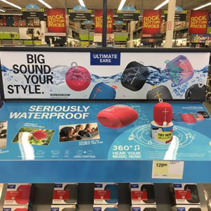Ultimate Ears Wonderboom Display B